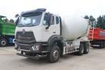 中国重汽 豪瀚N7G 380马力 6X4 混凝土搅拌车底盘(ZZ1255N3846D1)