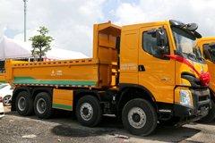 东风柳汽 乘龙H7 350马力 8X4 5.6米自卸车(LZ3310H7FB)