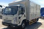 江铃 凯运蓝鲸 152马力 4.12米单排仓栅式轻卡(国六)(JX5045CCYTG26)图片