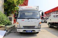 江淮 康铃J5 132马力 4X2 4.03米冷藏车(HFC5041XLCP52K3C2V)