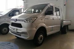 凯马 锐捷 1.5L 113马力 汽油 2.7米双排栏板微卡(国六)(KMC1032Q360S6) 卡车图片