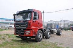 陕汽商用车 轩德X6重卡 轻量化版 245马力 6X2 9.6米厢式载货车(MAN后桥)(SX5254XXYGP52)