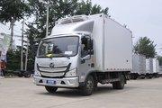 福田 欧马可S3 156马力 4X2 4.085米冷藏车(BJ5048XLC-FH)