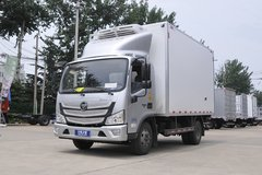 福田 欧马可S3系 143马力 4X2 4.08米冷藏车(采埃孚)(BJ5048XLC-FE)