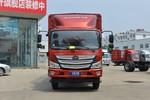福田 欧马可S3系 190马力 5.25米排半厢式轻卡(BJ5148XXY-FM1)图片