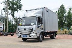 福田 欧马可S1系 150马力 4.14米单排厢式轻卡(采埃孚6挡)(BJ5048XXY-FE) 卡车图片
