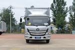 福田 欧马可1系 156马力 3.8米排半厢式轻卡(BJ5048XXY8JEA-AB3)图片