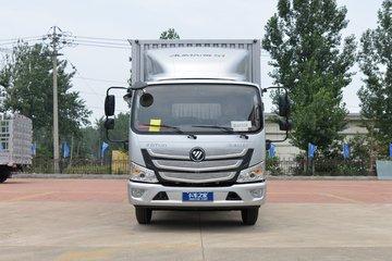 福田 欧马可1系 156马力 3.8米排半厢式轻卡(BJ5048XXY8JEA-AB3)