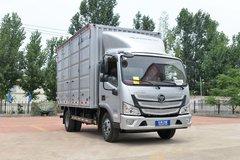 福田 欧马可S1系 150马力 4.14米单排厢式轻卡(采埃孚6挡)(BJ5048XXY-FE)