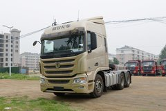 联合卡车 U<sup>+</sup>480重卡 标准版 480马力 6X4牵引车(QCC4252D654) 卡车图片