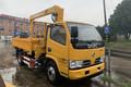 东风 福瑞卡F7 95马力 4X2 随车起重运输车(EQ5080JSQ3GDFAC)图片
