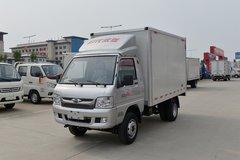 福田 驭菱VQ1 1.6L 122马力 汽油 3.05米单排厢式微卡(国六)(BJ5030XXY5JV3-51) 卡车图片