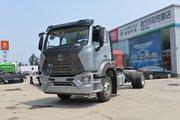 中国重汽 豪瀚N5G中卡 210马力 4X2 6.75米栏板载货车(ZZ1185K5113E1)
