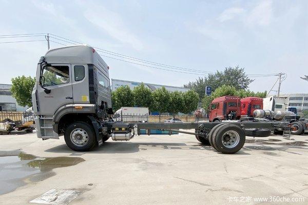 降价促销南京重汽豪瀚N5G载货仅售17万