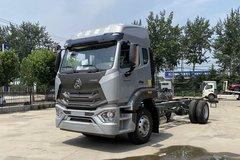 中国重汽 豪瀚N5G中卡 240马力 4X2 6.75米栏板载货车(ZZ1185K5113E1H)