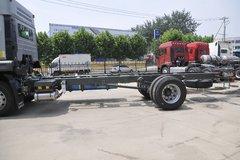 中国重汽 豪瀚N5G中卡 240马力 4X2 6.75米栏板载货车(ZZ1185K5113E1H) 卡车图片
