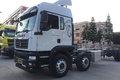 中国重汽 汕德卡SITRAK G5重卡 310马力 6X2 9.52米厢式载货车