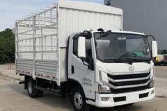 跃进 快运H500 轻量化 150马力 4.2米单排仓栅式轻卡(SH5042CCYZFDCWZ6) 卡车图片