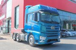 一汽解放 J7重卡 550马力 6X4牵引车(海天蓝)(CA4250P77K25T1E5)图片