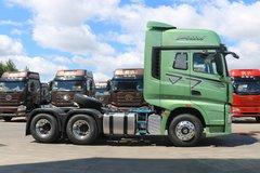 一汽解放 J7重卡 550马力 6X4牵引车(富贵绿)(CA4250P77K25T1E5) 卡车图片