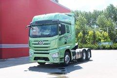 一汽解放 J7重卡 550马力 6X4牵引车(富贵绿)(CA4250P77K25T1E5)
