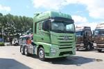 一汽解放 J7重卡 550马力 6X4牵引车(富贵绿)(CA4250P77K25T1E5)图片
