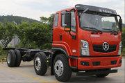 大运 致胜中卡 220马力 6X2 6.8米栏板载货车(DYQ1252D5CB)