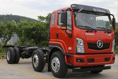 大运 致胜中卡 220马力 6X2 6.8米栏板载货车(DYQ1252D5CB) 卡车图片