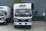 东风 福瑞卡F6 150马力 4X2 4.17米冷藏车(EQ5041XLC8CD2AC)图片