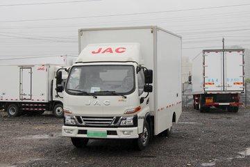 江淮 帅铃i5 4.5T 4.15米厢式纯电动轻卡(HFC5045XXYEV1-2) 96.77kWh