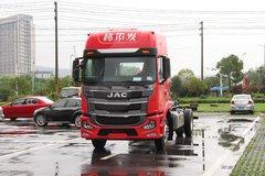 江淮 格尔发A5XⅢ中卡 240马力 4X2 6.8米厢式载货车(HFC5181XXYP3K2A50S2V)