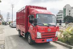 解放 虎VR 110马力 3.7米单排仓栅式轻卡(CA5041CCYP40K50L1E5A84) 卡车图片