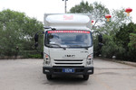 江铃 凯运蓝鲸 152马力 4.08米单排厢式轻卡(国六)(JX5045XXYTGE26)图片