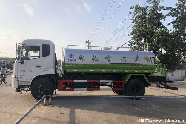 回馈客户东风商用喷洒车仅售22.20万起
