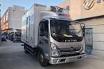 福田 奧鈴速運 131馬力 4X2 4.085米冷藏車(新逾捷牌)(XYT5042XLCBJ3)圖片