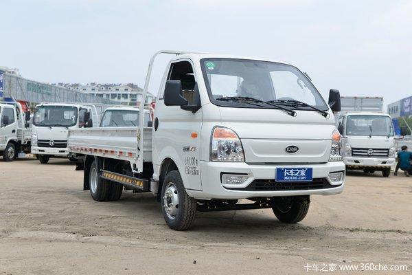 锐航X3载货车锡林郭勒盟火热促销中 让利高达0.5万