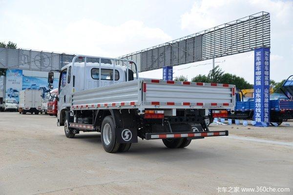 回馈客户南通德龙K3000载货车限时促销