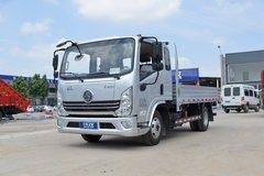 陕汽轻卡 德龙K3000 轻载版 标配型 110马力 3.85米排半栏板轻卡(YTQ1040JG331)