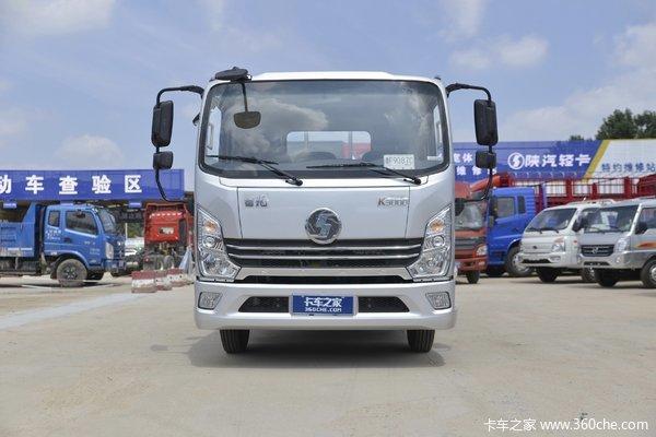 降价促销宿迁德龙K3000载货车售9.67万