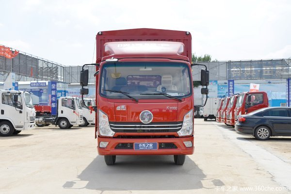 降价促销德龙K3000载货车仅售13.85万
