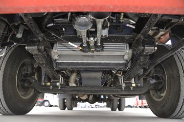 陕汽轻卡 德龙K3000 舒适型 150马力 4.18米单排仓栅式轻卡(YTQ5040CCYKJ332)图片