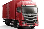 江淮 格尔发A5XⅢ中卡 245马力 4X2 6.8米厢式载货车(国六)(HFC5181XXYP2K2A50CS)