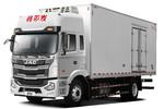 江淮 格尔发A5X 旗舰版 240马力 4X2 7.8米冷藏车(10挡)(HFC5181XLCP3K2A57V)图片