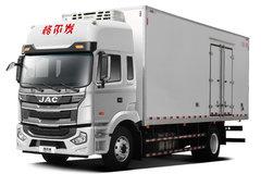 江淮 格尔发A5X 旗舰版 240马力 4X2 6.8米冷藏车(HFC5181XLCP3K2A57V)