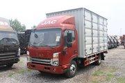 江淮 帅铃Q6 129马力 4.12米单排厢式轻卡(国六)(HFC5043XXYP71K1C7S)