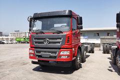 陕汽商用车 轩德X6重卡 240马力 6X2 9.6米栏板载货车(MAN后桥)(SX1254GP52) 卡车图片