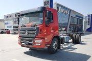 陕汽商用车 轩德X6中卡220马力 4X2 6.75米厢式载货车(SX5181XXYGP5L)