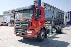 陕汽商用车 轩德X6中卡 220马力 4X2 6.75米厢式载货车(SX5181XXYGP5L)