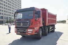 陕汽商用车 轩德X6 220马力 6X2 4.5米自卸车(SX3255GP5269) 卡车图片