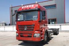 陕汽商用车 轩德X3重卡 350马力 8X4 9.5米栏板载货车(SX1310MP5) 卡车图片